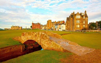 St Andrews Links Golf Course